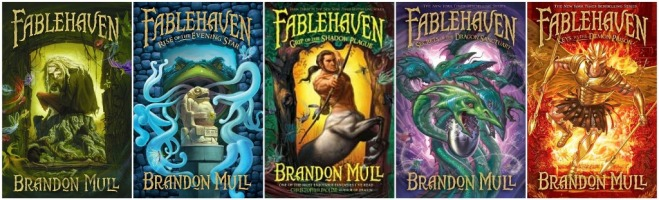 fablehaven-collage